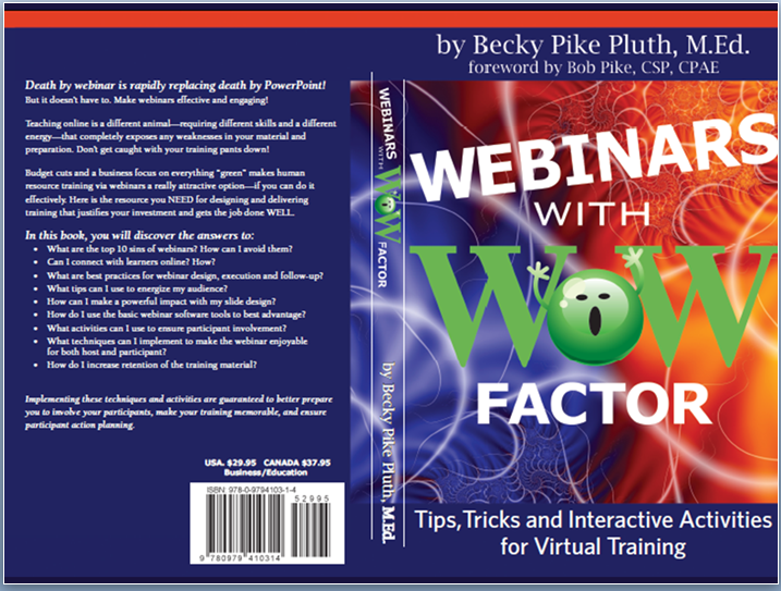 Webinars with WOW Factor Ready-To-Go Slides